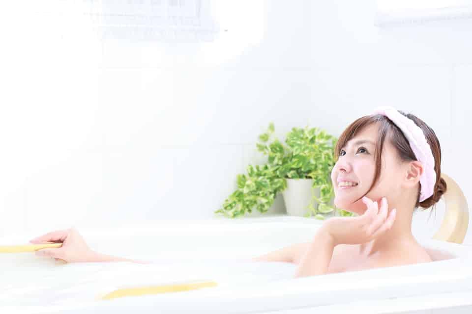 お風呂でバストアップができるの?