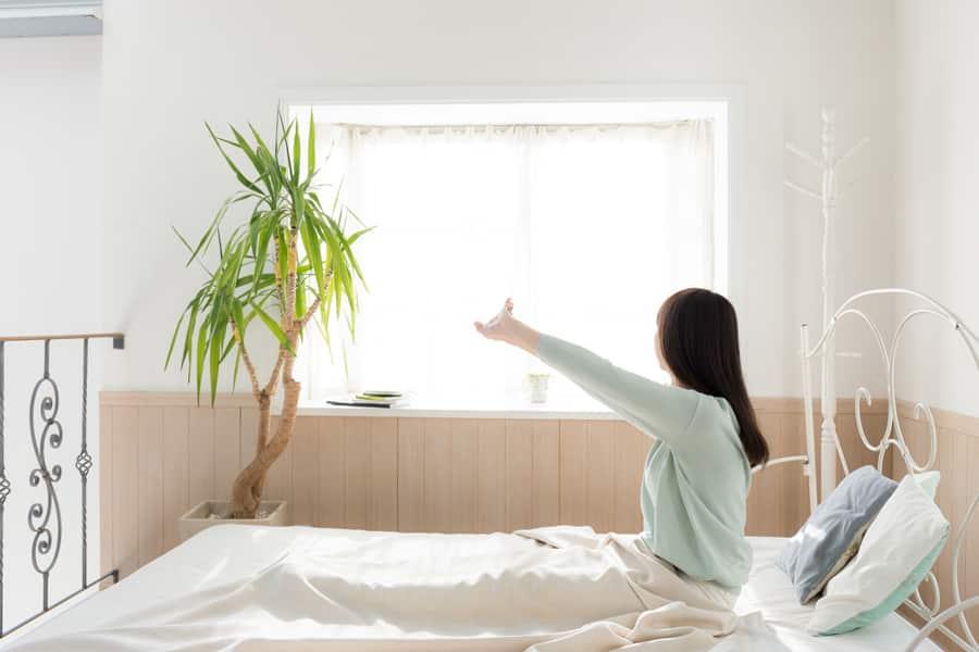 睡眠の質は「朝作られている!?」