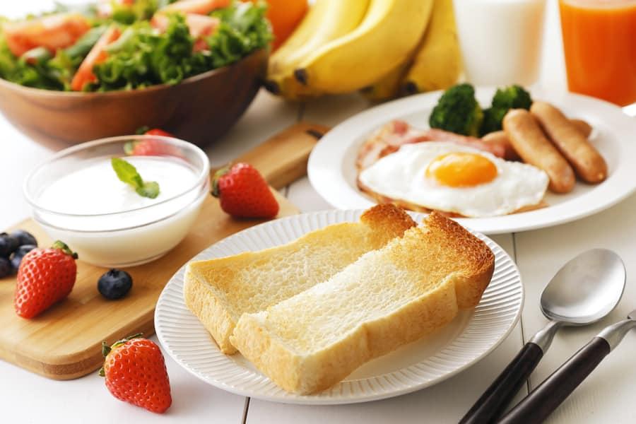 1.栄養バランスに気をつける