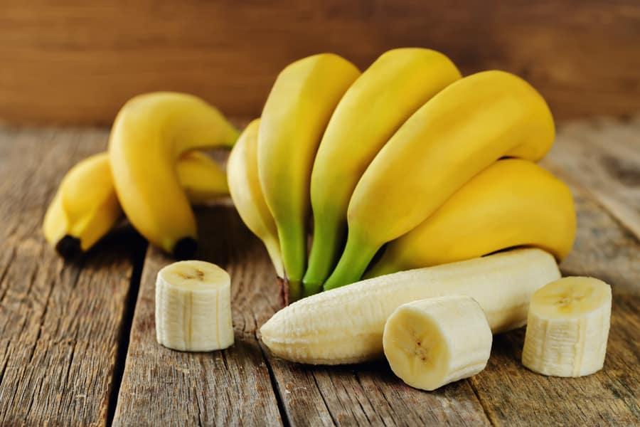 バナナには豊富な栄養素が含まれています
