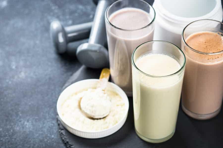 プロテインはたんぱく質を効率よく摂取することができます