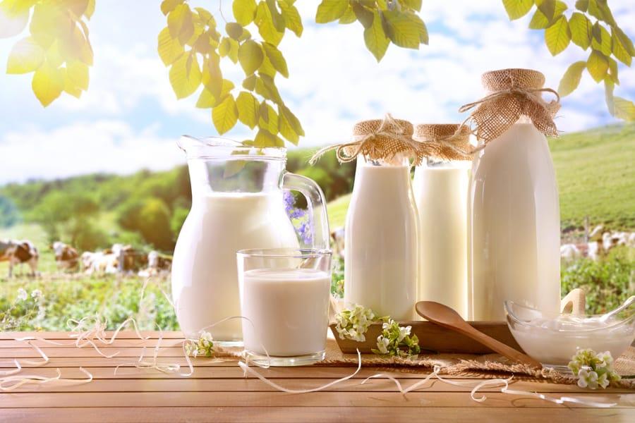 牛乳に含まれるバストアップ成分
