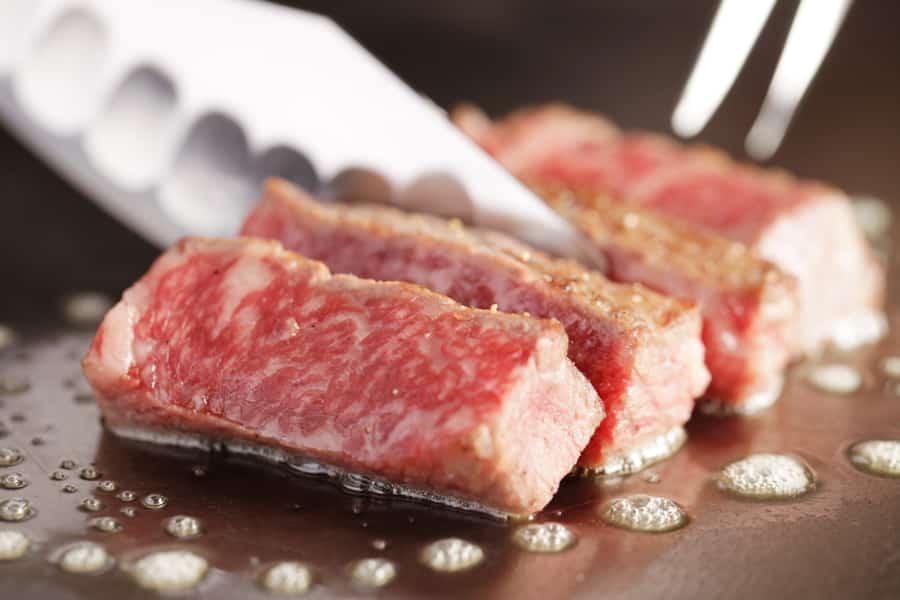 タンパク質が豊富な肉類