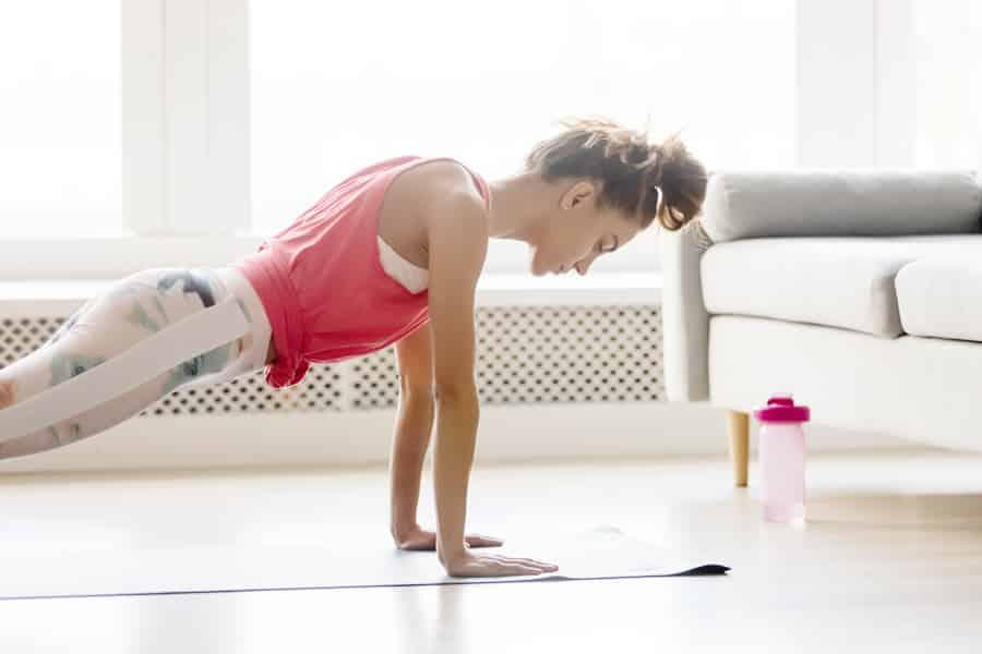 クーパー靱帯を助ける筋肉を鍛える
