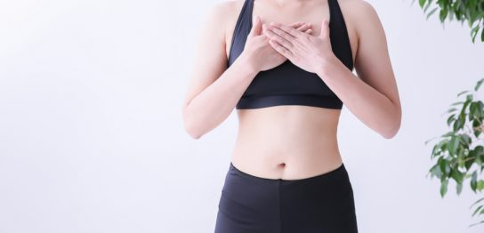 生理中は胸の大きさも変わる?