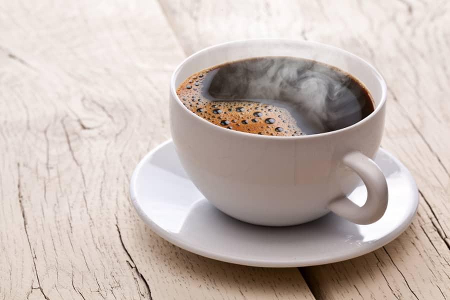カフェインには気を付けよう