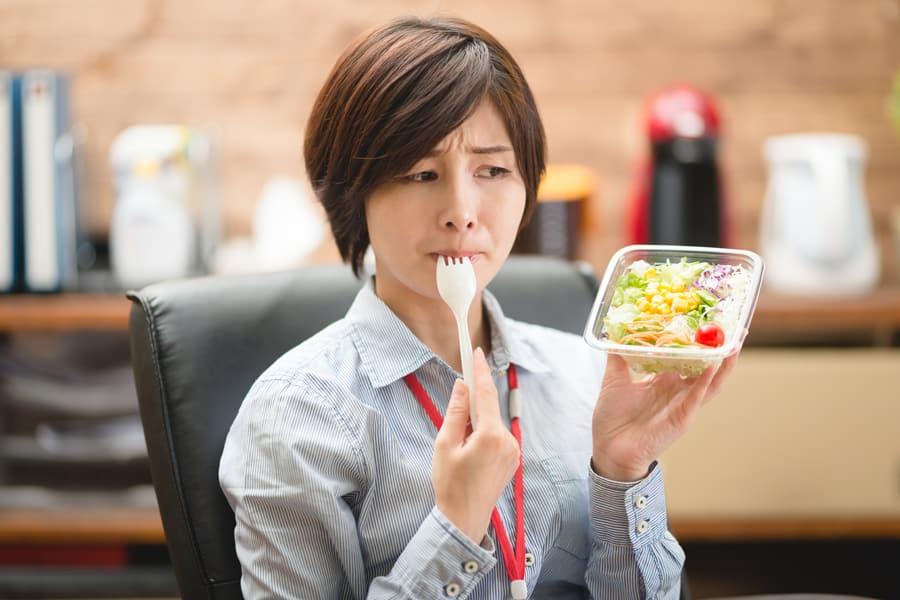 厳しい食事制限がNGな理由