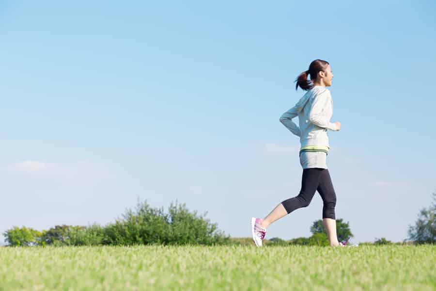 運動不足に注意し健康的な生活を送ることも大切です