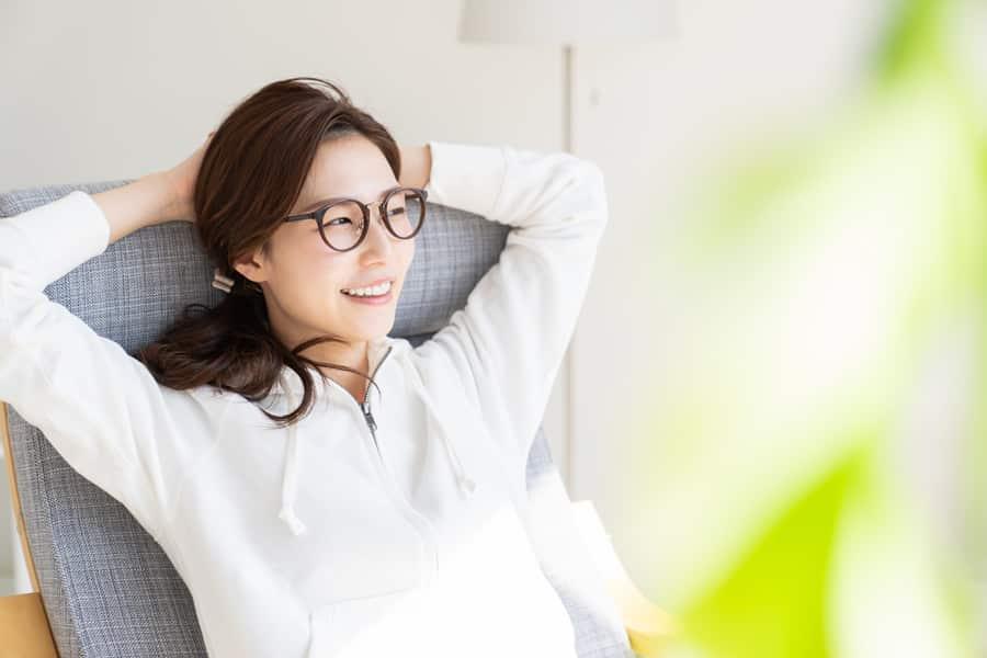 女性ホルモンはバランス良くゆっくり、分泌させることが大切