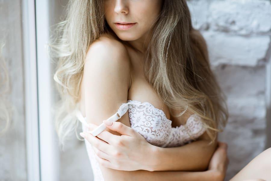 30代でも美しい胸の形をキープできますか?