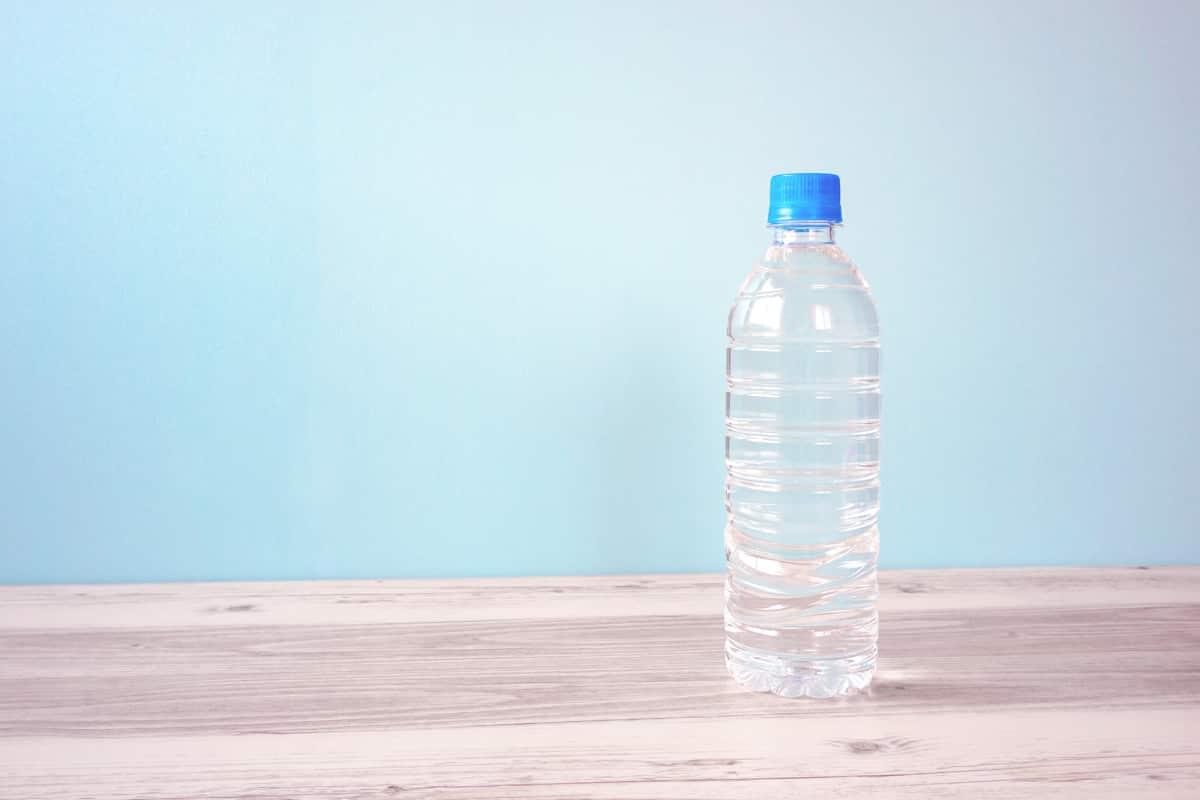 ペットボトルを使ったエクササイズ