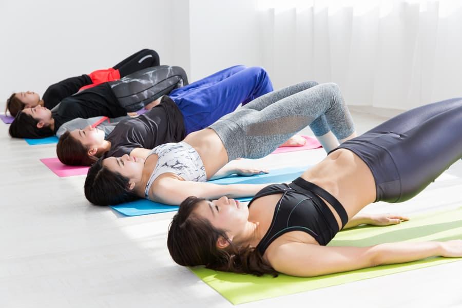 小胸筋のトレーニングも効果的