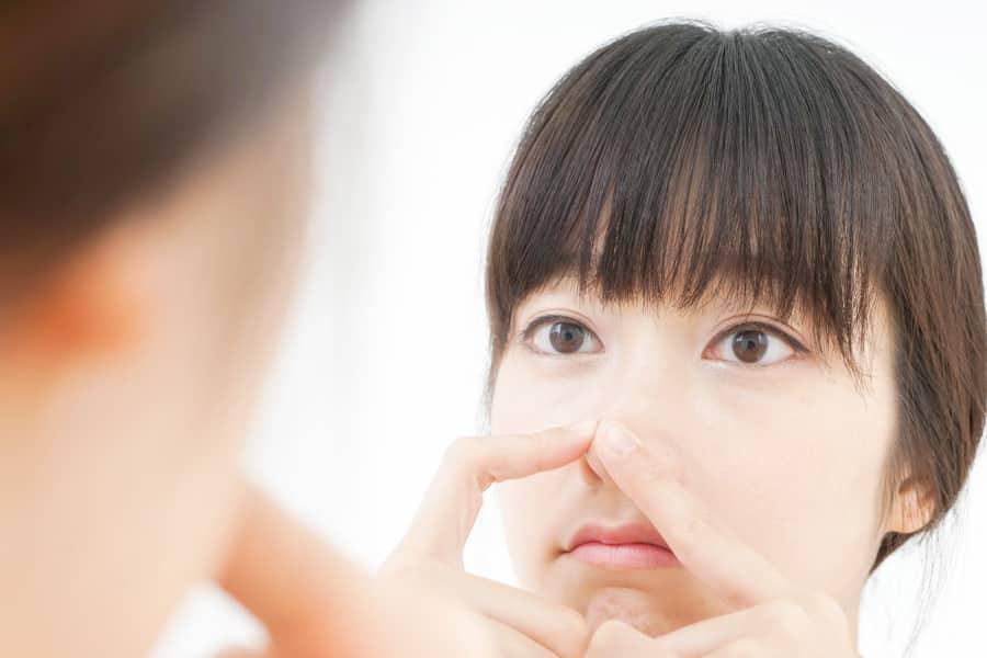 鼻の大きさと胸は関係するの?