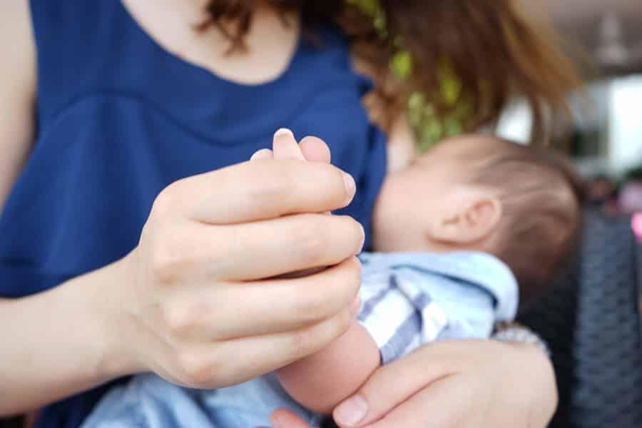 育乳は授乳後まで待たなければいけない?