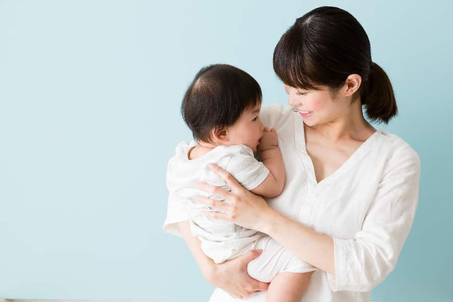 授乳期の生活習慣による原因