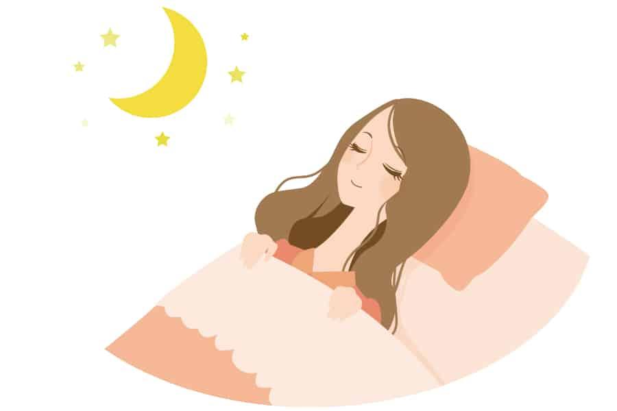 胸が垂れる原因は夜にあるって本当?