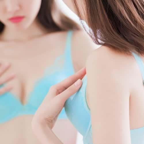 胸の形を自分で改善するのは不可能?