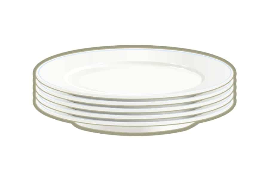 栄養や女性ホルモン不足の「皿形」
