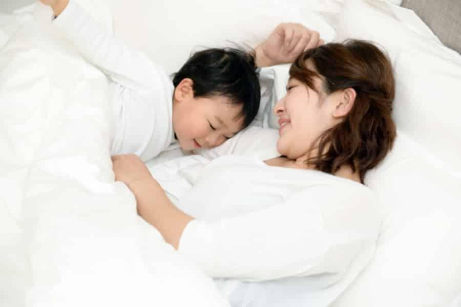 良質な睡眠を取る