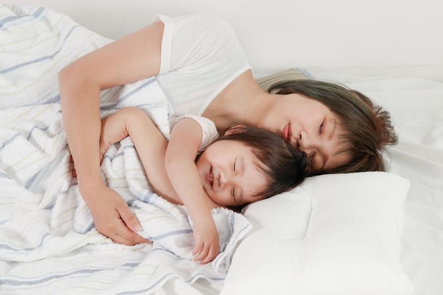 2.良質の睡眠をとる