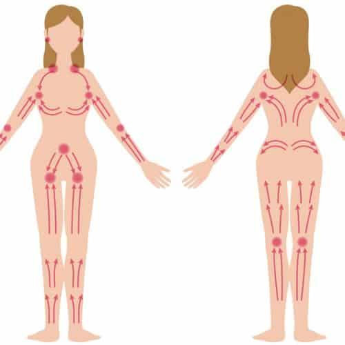 体液循環を整えて乳腺へアプローチ!育乳ケアの方法