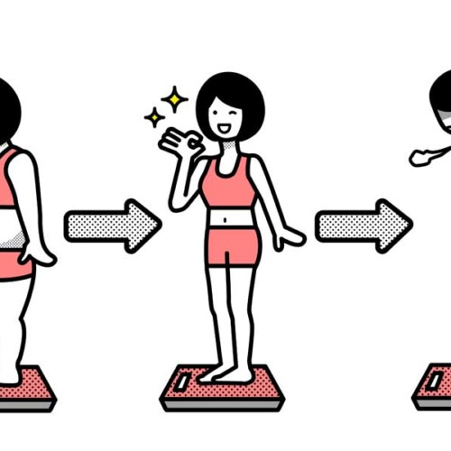 胸の形を崩さない!女性に合わせたダイエット方法とは?